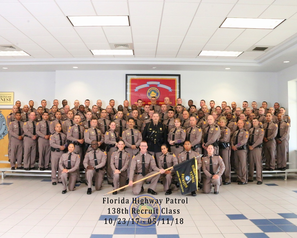 FHP 138th Recruit Class