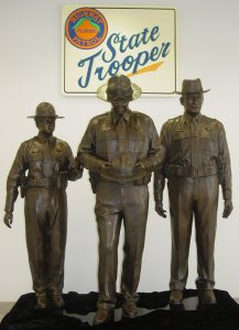 Statue of Troopers